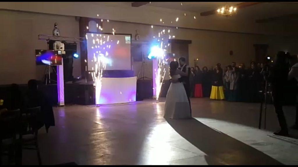 dj luz y sonido bodas